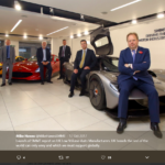 Mike Hawes, Chief Executive, Society of Motor Manufacturers and Traders fears drop in the car sales.
