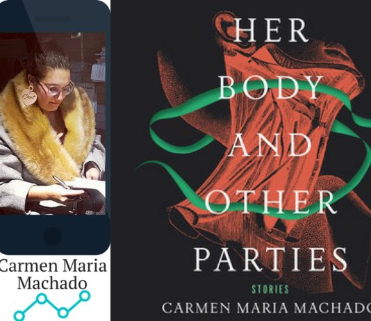 Carman Maria Machado, she gladly announces that she loves messing up the genres.