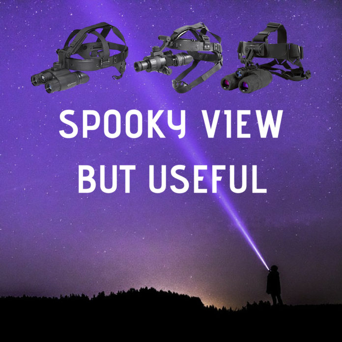 What makes night vision goggles awesome?