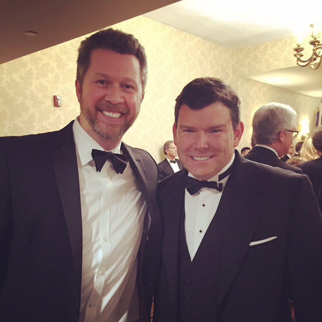 Fox News Anchor Bret Baier Meets A Major Car Accident With His Family But Bangs Up Alive