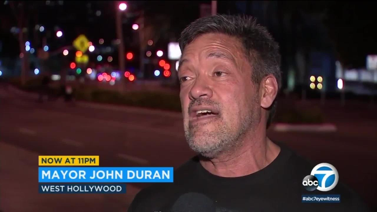 John Duran – The Mayor Of West Hollywood Alleged Of Harassment, Asked To Step Down