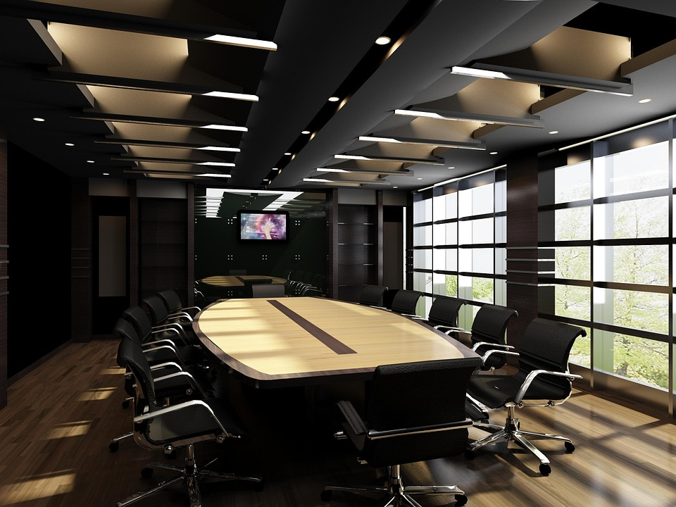 A glance of your future office