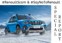 The Story of Renault India Behind #RenaultScam & #SayNoToRenault