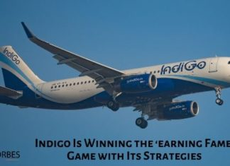 Indigo Is Winning the 'earning Fame' Game: Its Strategies