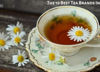 The 10 Best Tea Brands In India