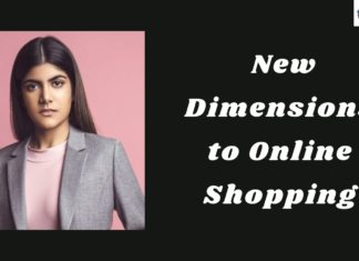 New Dimensions to Online Shopping