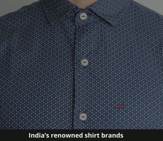 Clothing | The Best Renowned Shirt Brands In India | Pr Forbes