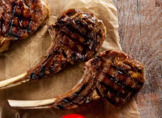 Recipe | How to Prepare Grilled Lamb? | Pr Forbes