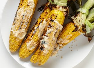 Recipe | How to Prepare Grilled Corn with Miso Butter? | Pr Forbes