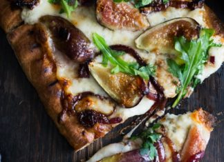 Recipe-中文 : How To Prepare Grilled Pizza With Balsamic Onions ?