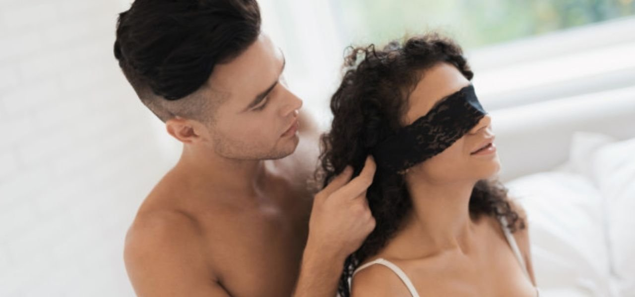 Try a blindfold